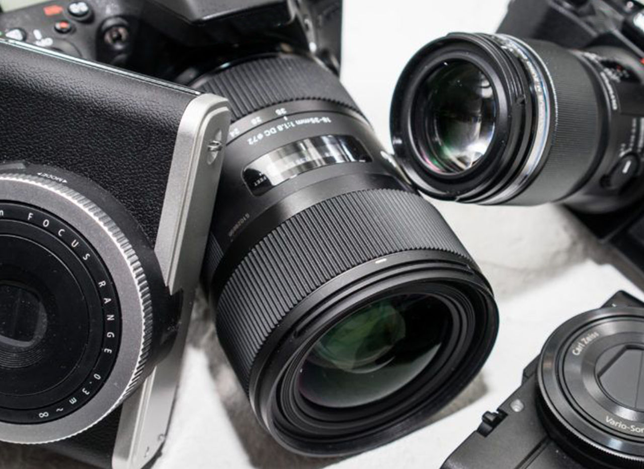 Picture for category Cameras