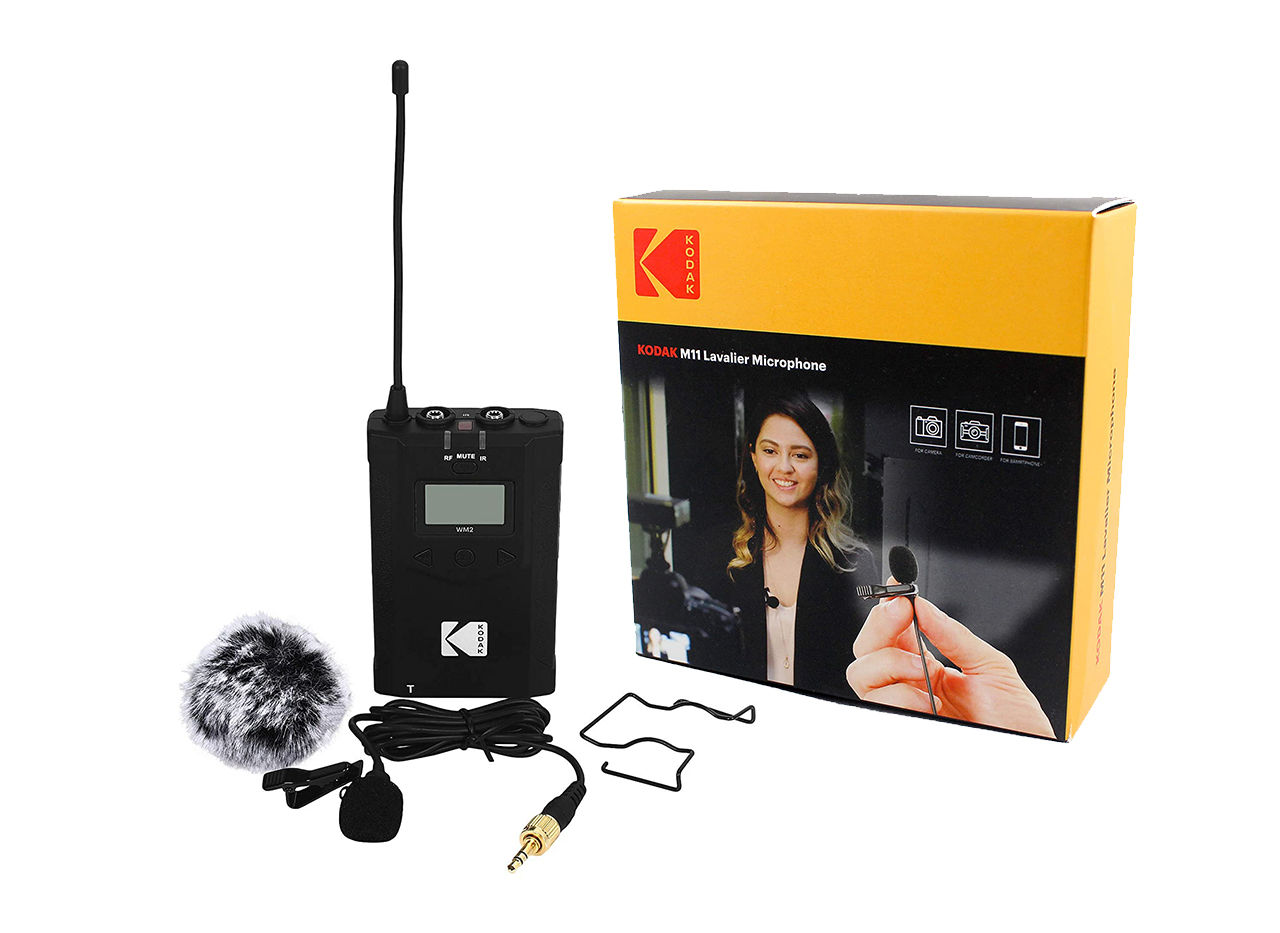 Picture for category Wireless Microphones