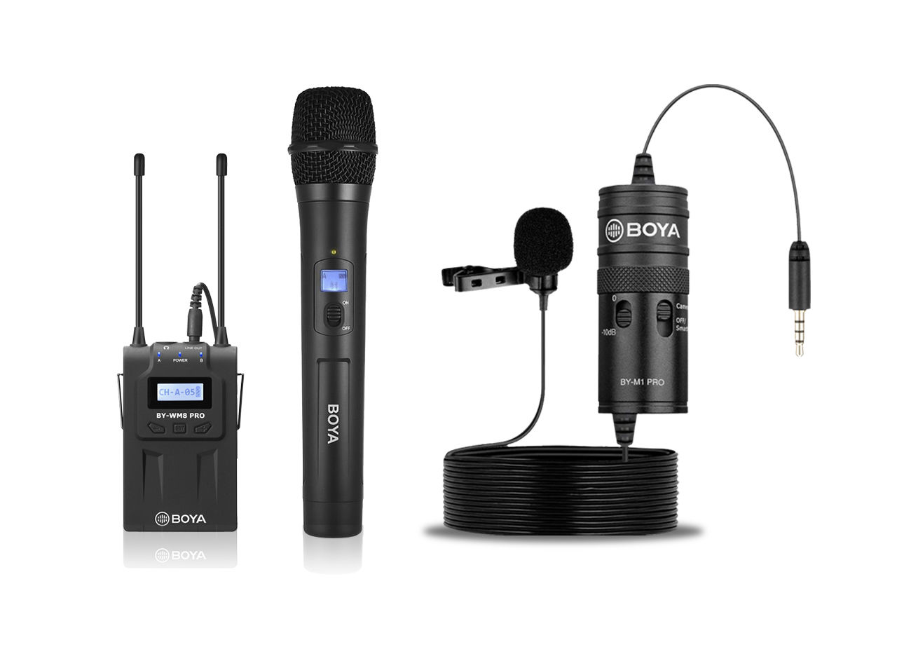 Picture for category Microphone Accessories