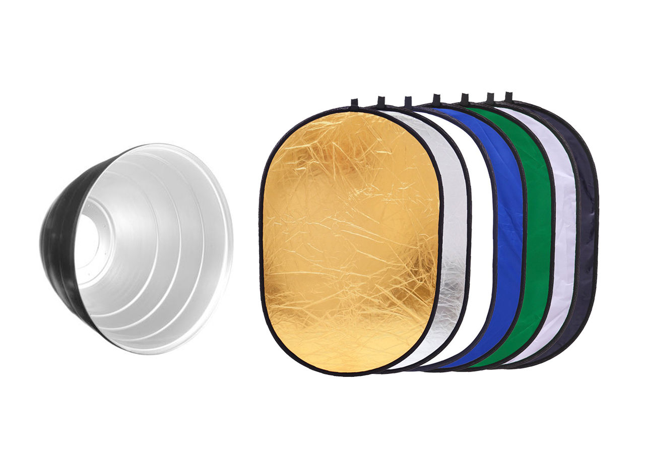 Picture for category Reflectors & Accessories