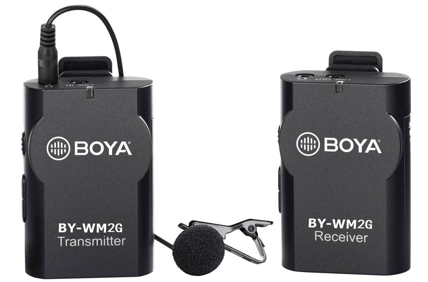 Picture for category Wireless Camera Microphones