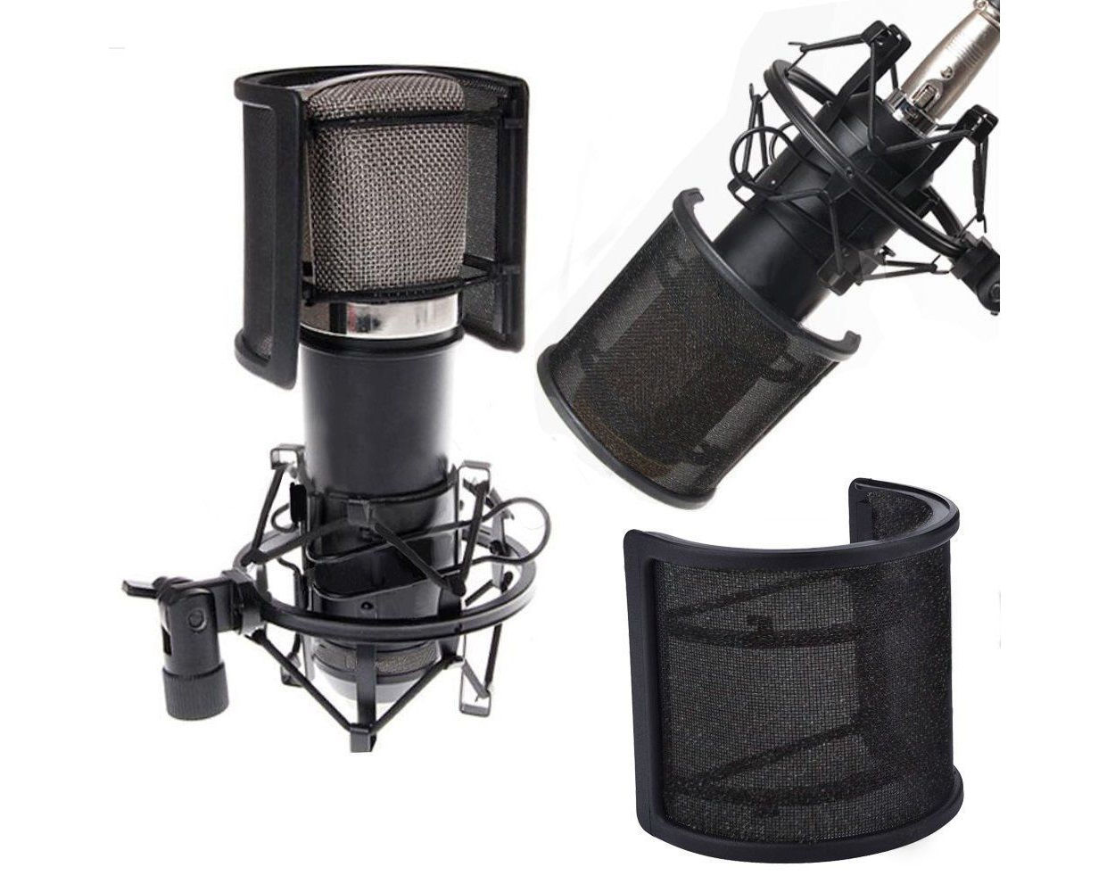 Picture for category Windscreens & Pop Filters