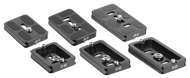 Picture for category Quick Release Plates