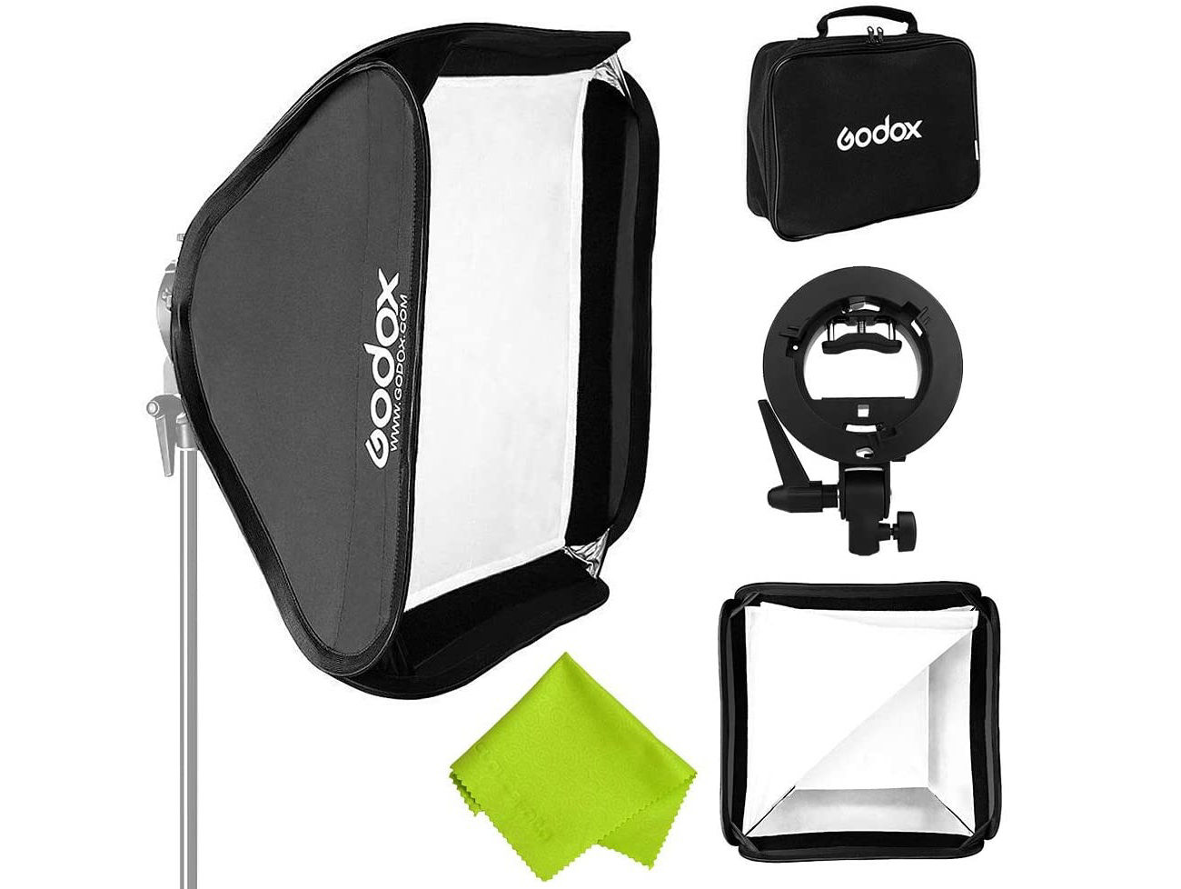 Picture for category Softbox Accessories