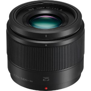 Picture of Panasonic Lumix G 25mm f/1.7 ASPH. Lens