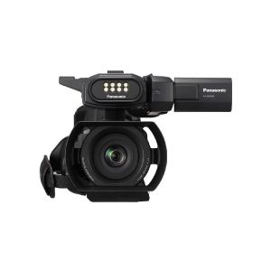 Picture of Panasonic HC-MDH3 AVCHD Shoulder Mount Camcorder with LCD Touchscreen & LED Light