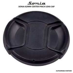 Picture of Center Pinch Caps Plain 62mm