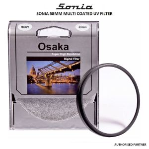 Picture of Sonia Filter UV 58mm
