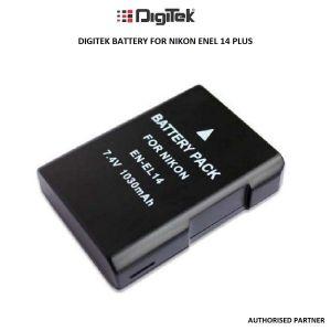 Picture of Digitek Battery Nikon EN EL-14 Plus