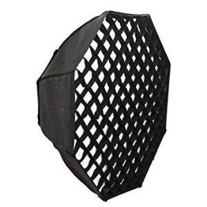 Picture of Powerpak 95cm Honeycomb Grid Softbox with Elinchrom Mount Speedring Bracket