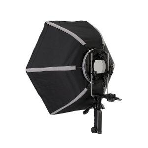 Picture of PowerPak Quick Collapsible SoftBox Hexagon 60 cm