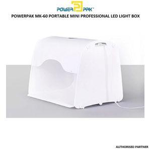 Picture of Powerpak MK-60  Portable Mini Professional LED Light Box