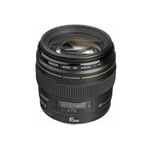 Picture of Canon EF 85mm f/1.8 USM Lens
