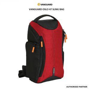 Picture of Vanguard Oslo 47 Sling Bag (Burgundy)