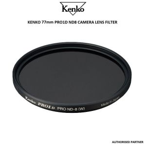 Picture of Kenko 77mm Pro 1D ND8 Slim Camera Lens Filters