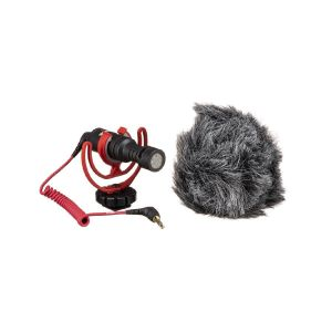 Picture of Rode VideoMicro Ultracompact Camera-Mount Shotgun Microphone