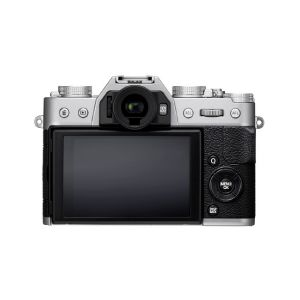 Picture of FUJIFILM X-T20 Mirrorless Digital Camera (Body Only, Silver)