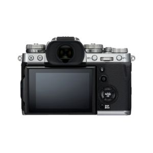 Picture of FUJIFILM X-T3 Mirrorless Digital Camera (Body Only, Silver)