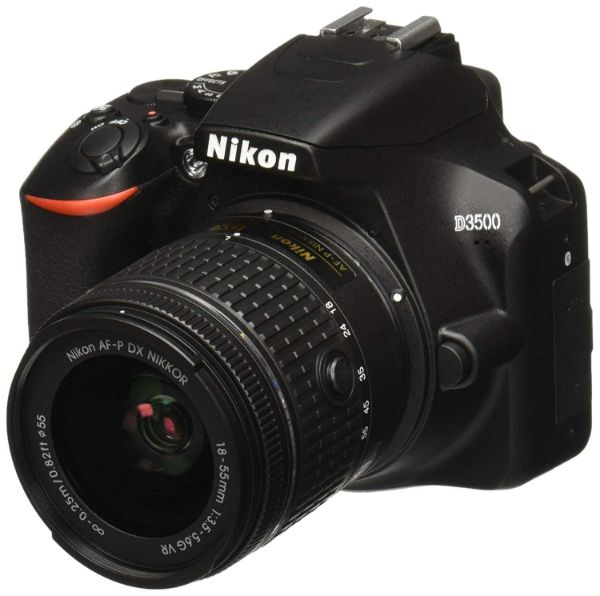 Picture of Nikon D3500 DSLR Camera with 18-55mm Lens