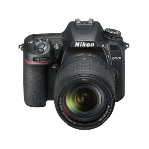 Picture of Nikon D7500 DSLR Camera with 18-140mm VR Lens