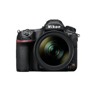 Picture of Nikon D850 Digital SLR Camera (Black) with AF-S Nikkor 24-120mm F/4G ED VR Lens Kit