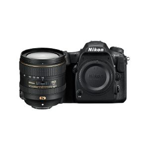 Picture of Nikon D500 20.9MP Digital SLR Camera (Black) with AF-S DX 16-80 f/2.8-4E ED VR Lens Kit
