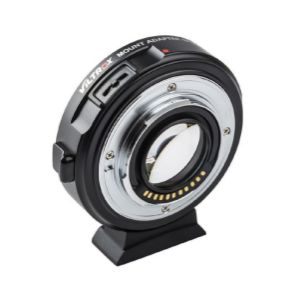 Picture of Viltrox Lens Adaptor Speed Booster EF-M2 II