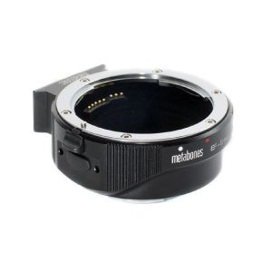 Picture of Metabones T Smart Adapter Mark IV for Canon EF or Canon EF-S Mount Lens to Sony E-Mount Camera