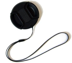 Picture of Lens Cap With String 55mm