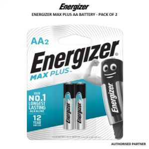 Picture of Energizer Max Plus AA Battery (2-Pack)