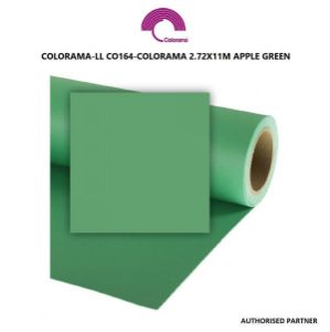 Picture of Colorama Background Paper 2.72 x 11m Apple Green
