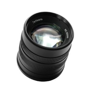 Picture of 7artisans Photoelectric 55mm f/1.4 Lens for Sony E (Black)