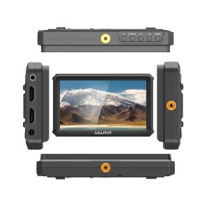 """Picture of Lilliput 5"""" 4K HDMI Full HD On-Camera Monitor"""