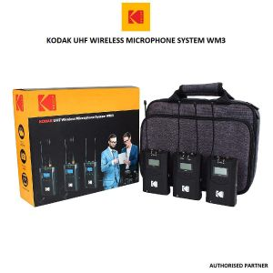 Picture of KODAK UHF Wireless Microphone System WM3