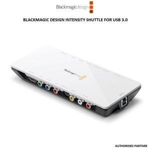 Picture of Blackmagic Design Intensity Shuttle for USB 3.0