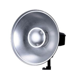 """Picture of Godox Beauty Dish Reflector (Silver, 16.5"""")"""