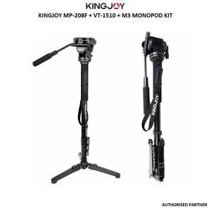 Picture of Kingjoy MP-208F+VT-1510+M3 Professional Monopod