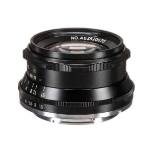 Picture of 7artisans Photoelectric 35mm f/1.2 Lens for Fujifilm X (Black)