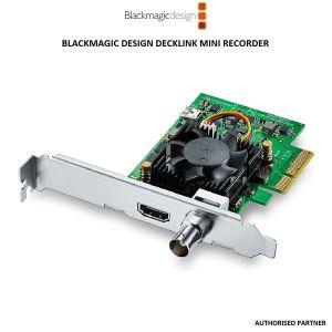 Picture of Blackmagic Design DeckLink Mini Recorder