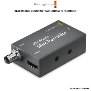 Picture of Blackmagic Design UltraStudio Mini Recorder