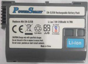 Picture of Power Smart EN-EL15B Rechargeable Battery