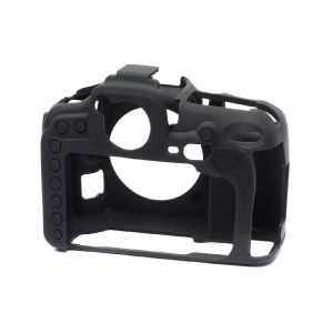 Picture of EasyCover Silicone Protection Cover for Nikon D500 (Black)