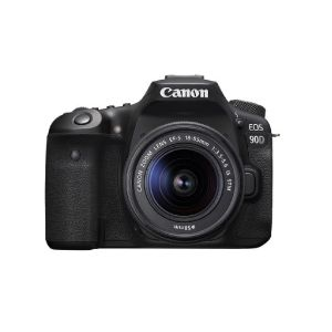 Picture of Canon EOS 90D DSLR Camera with 18-55mm Lens