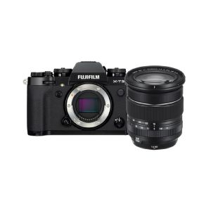 Picture of FUJIFILM X-T3 Mirrorless Digital Camera with 16-80mm Lens Kit (Black)