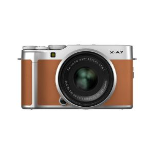 Picture of FUJIFILM X-A7 Mirrorless Digital Camera with 15-45mm Lens (Camel)