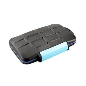 Picture of JJC Waterproof Extremely Tough Memory Card Case MC-2