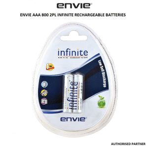 Picture of Envie AAA 800 2PL Infinite Rechargeable Batteries