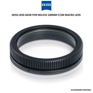 Picture of ZEISS Lens Gear for Milvus 100mm f/2M Macro Lens
