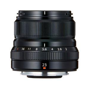 Picture of FUJIFILM XF 23mm f/2 R WR Lens (Black)