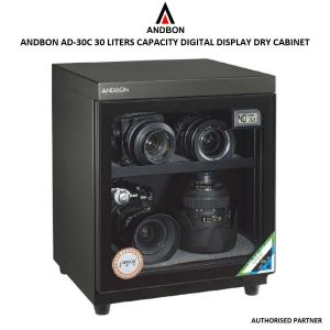 Picture of Andbon AD-30C 30 Liters Capacity Digital Display Dry Cabinet